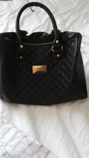 Tasche in Schwarz H&M