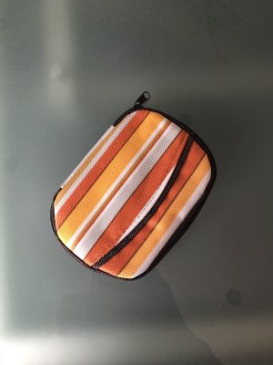 Mini Bag orange-dark orange