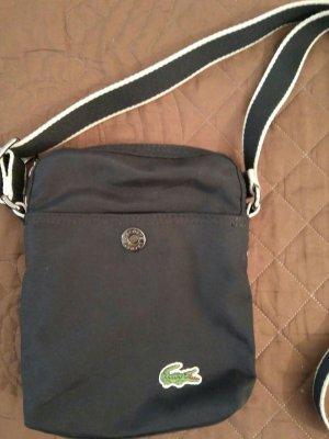 Tasche Lacoste wie neu Schwarz Bag Umhängetasche