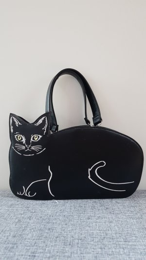 Tasche Large Kitty Wonderland 13 Banned Ghotic