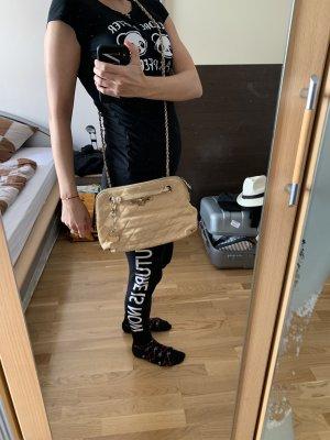 Tasche Leder Beige DKNY gebraucht