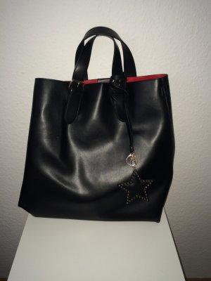 Tasche Ledertasche Shopper Pieces