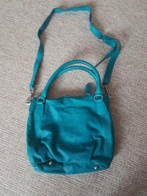 Tasche Liebeskind Lina *neuwertig* in aqua/türkis aus