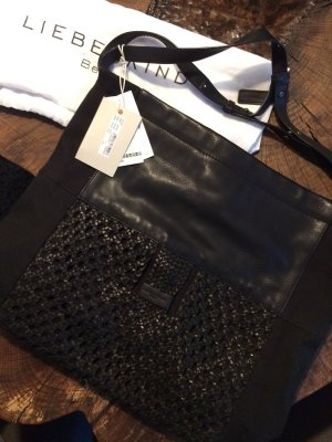 Liebeskind Shoulder Bag black
