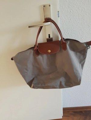 Tasche Longchamp in taupé Gr. M