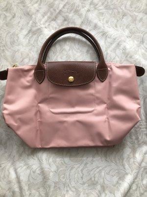 Tasche Longchamp Le Pliage altrosa