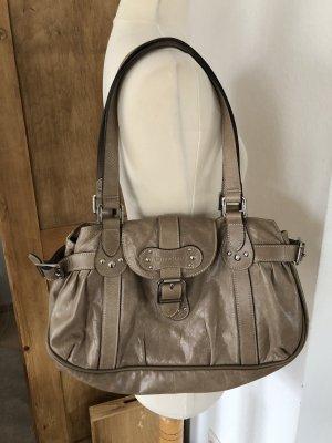 Tasche Longchamp, Leder