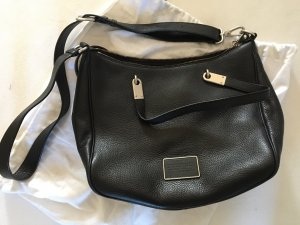 Marc by Marc Jacobs Crossbody bag black-silver-colored