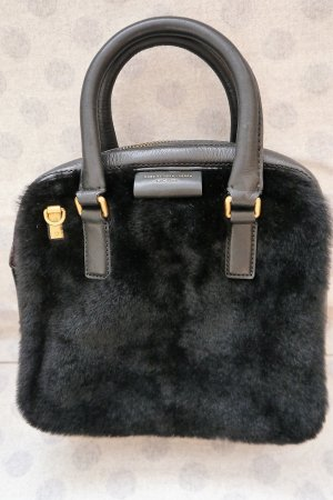 Marc Jacobs Bolso negro piel artificial