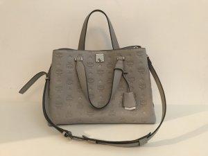 MCM Shopper gris