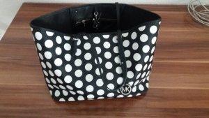 Michael Kors Handbag black-white