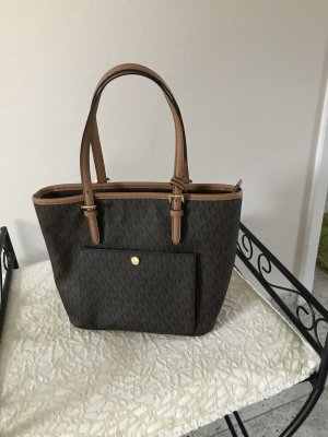 Michael Kors Shopper cognac