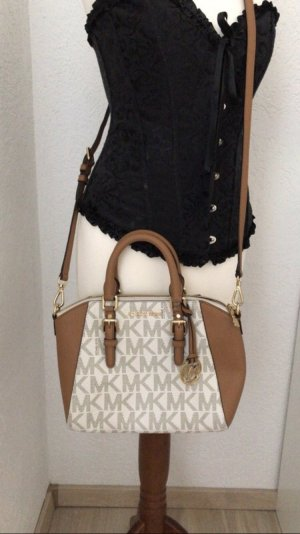 Michael Kors Handbag cream-brown