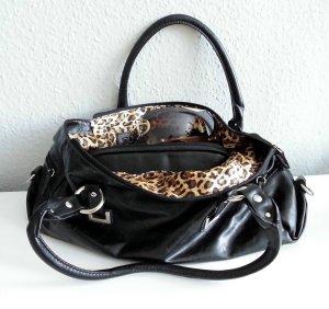 Tasche mit angesagtem Leo-Futter L.Credi