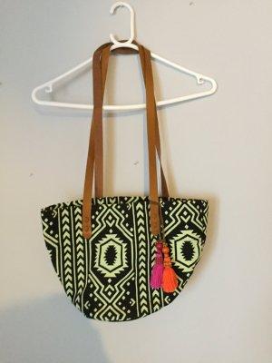 Tasche mit Aztekenmuster