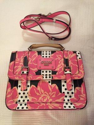 Tasche mit floralen Muster