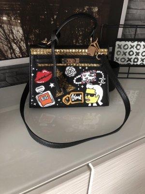Tasche mit Karl Lagergeld