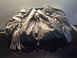 Tasche mit Nieten von True Religion in Silber