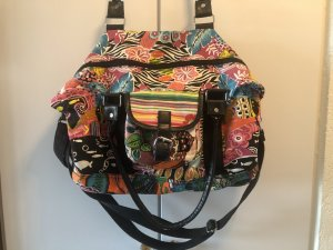 Bulaggi Canvas Bag multicolored