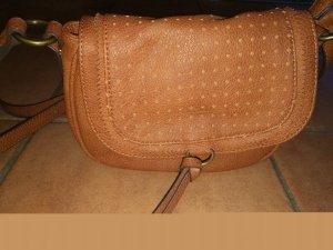 Anna Field Crossbody bag cognac-coloured