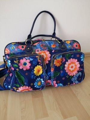 Tasche Oilily Reisetasche Blumen