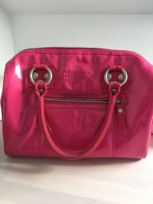 Tasche, Pink, Lack, George Gina & Lucy