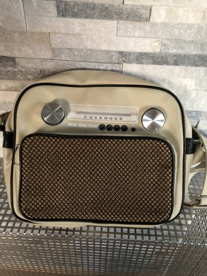 Tasche Retro Radio Design Top