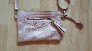 Tasche rose metallic von Young Spirit 27x19 cm - wie neu!