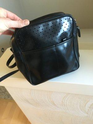 Tasche, Rucksack, Esprit, schwarz, wie neu