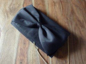 Tasche Schleife schwarz H&M