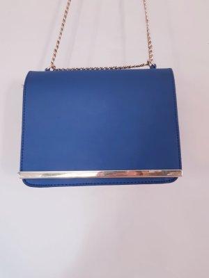 Tasche schultertasche minibag blau von galeries lafayette