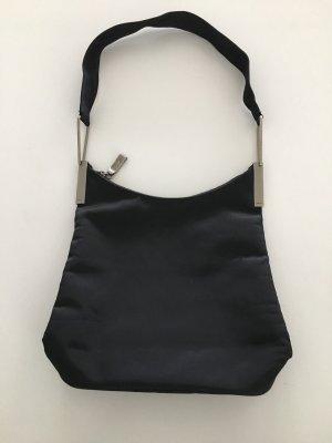 Tasche Schultertasche Umhängetasche DKNY schwarz