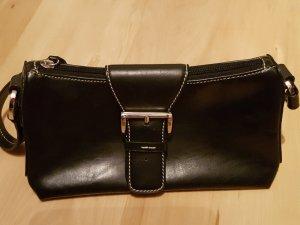 Tasche schwarz Fossil#Abendtasche#Henkel