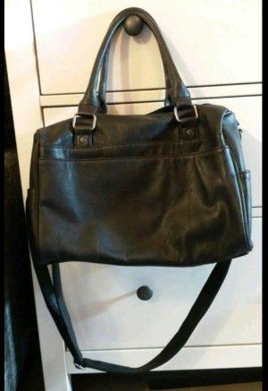 Tasche schwarz groß Handtasche