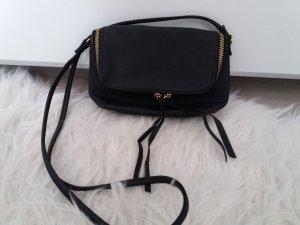 Tasche schwarz Handtasche Vintage