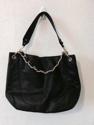 Tasche schwarz von Mango