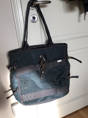 George Gina & Lucy Shopper petrol-antraciet