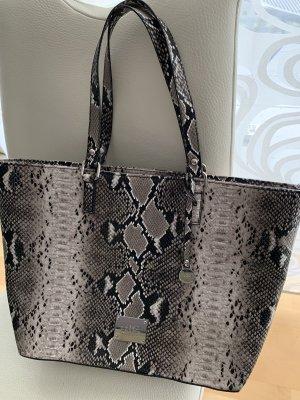 Tasche Shopper Handtasche Schlangen Muster von L.Credi