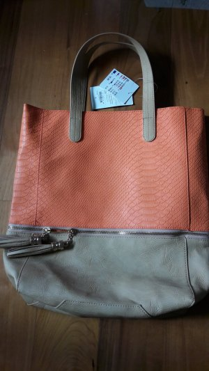 Tasche, Shopper, NEU, in Kroko