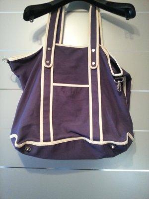 Tasche / Shopper von Marc O'Polo, Stofftasche, lila