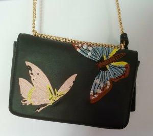 Tasche shoulderbag von hallhuber Schmetterling