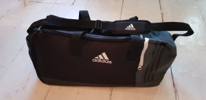 Adidas Originals Sporttas wit-zwart