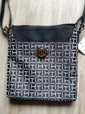 Tommy Hilfiger Canvas Bag black-light grey