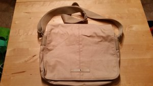 Tommy Hilfiger College Bag sand brown mixture fibre