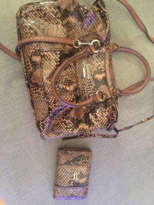 Tasche und Geldbeutel