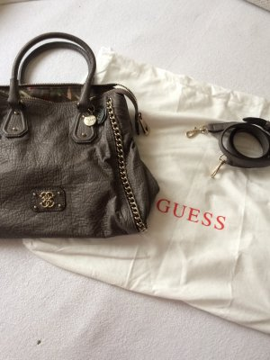 Guess Crossbody bag grey-anthracite