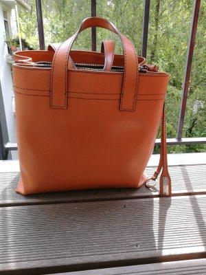 abro Carry Bag cognac-coloured