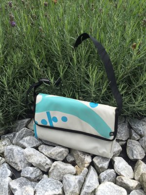Tasche von Airbag // Vintage // aus Luftmatratze