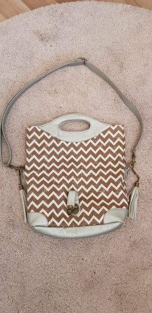 Blutsgeschwister Crossbody bag multicolored