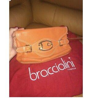 Braccialini Clutch orange